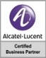 Alcatel Lucent Certified Business Partner