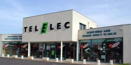 Siège social TELELEC Boulazac